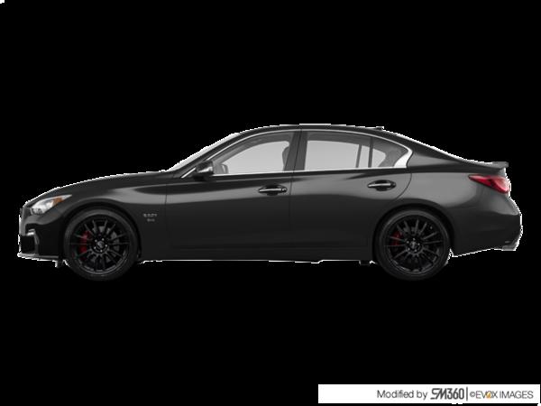 2019 INFINITI Q50 I-LINE RED SPORT 400