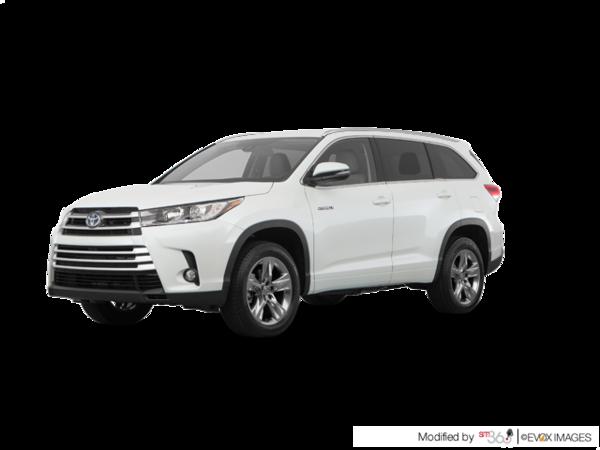 Toyota Highlander Hybrid 2019
