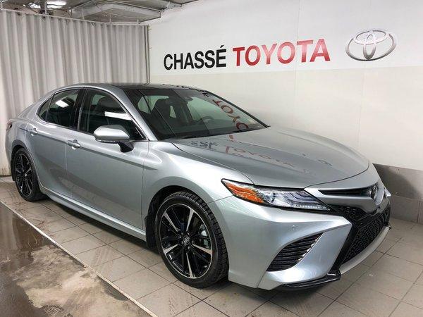 Toyota Camry XSE + Pneus d'hiver 2018