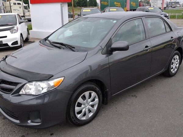 Toyota Corolla AIR CLIMATISÉ 2013