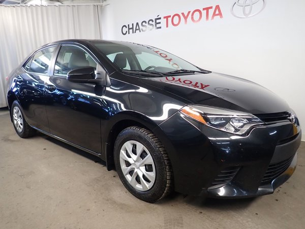 2015 Toyota Corolla Groupe Air Climatisé