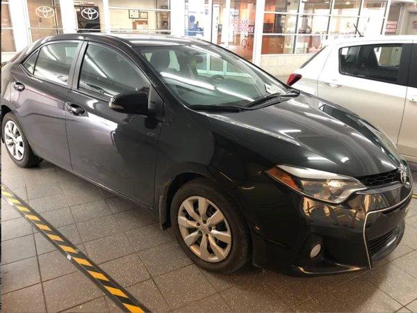 Toyota Corolla SE 2016