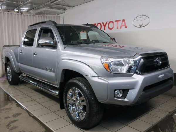 2015 Toyota Tacoma Double Cab Limited