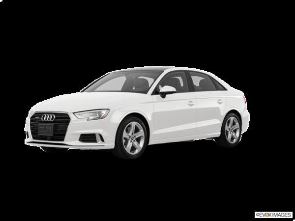 2018 Audi A3 2.0T Komfort 7sp S tronic