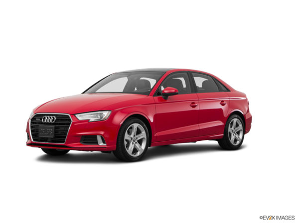 2018 Audi A3 2.0T Technik quattro 6sp S tronic