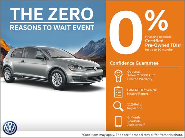 Volkswagen CPO Program