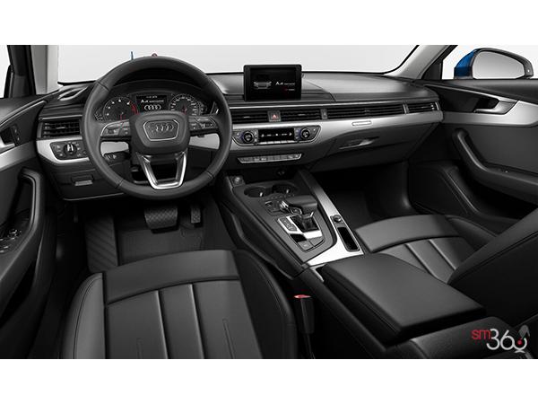 Audia4 Allroadkomfort2017 Glenmore Audi