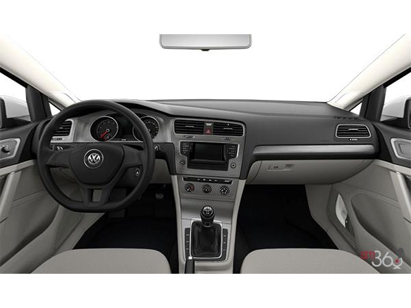 Volkswagen Golf 3-door 2017