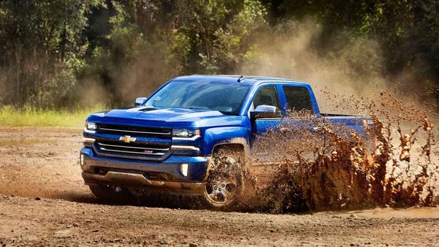 Chevrolet Silverado 2016 : encore amélioré