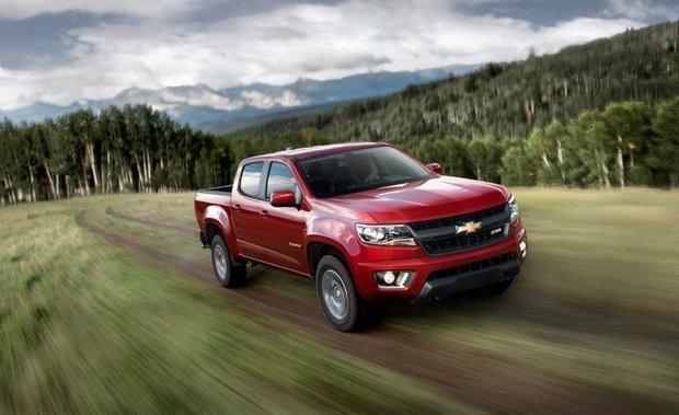 Chevrolet Colorado 2017 : la renaissance de la camionnette intermédiaire