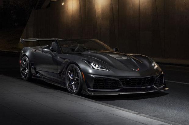 L'incroyable Chevrolet Corvette ZR1 voit le jour à Los Angeles