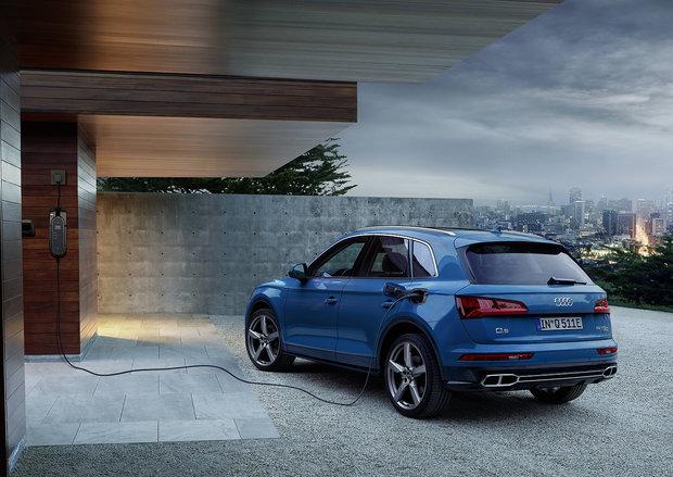 2020 Audi Q5 TSFIe Quattro Plug-In Hybrid: Audi Adds Another Electric Powertrain