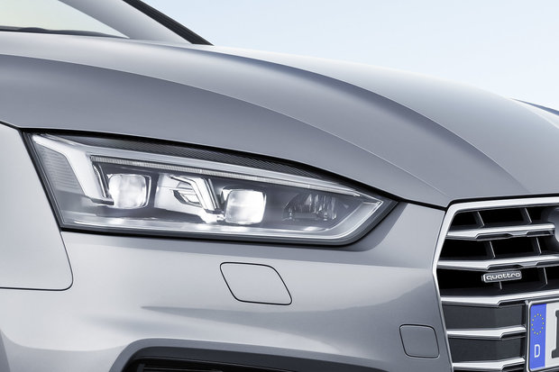 Some technologies that help you see better, including adaptive headlights