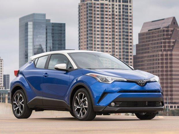 Toyota C-HR 2018 : L'économie et la sécurité avant tout