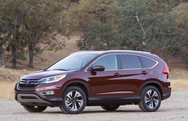 Le CR-V 2015 de Honda avec des améliorations importantes et un style plus audacieux!