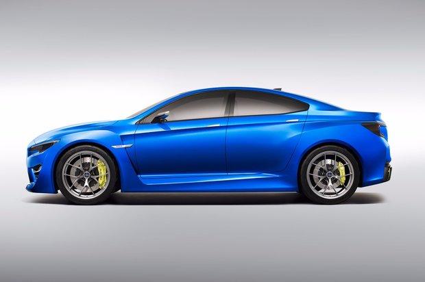 Subaru WRX 2016 : le sang du rallye dans les veines