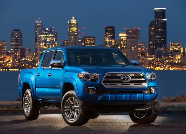 What the Media Thinks of the Brand New Toyota Tacoma