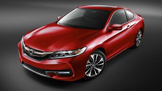 2016 Honda Accord Coupe: a Very Bold Coupe