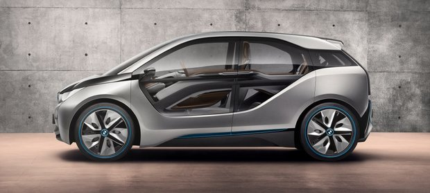 L'application BMW i3 Remote App: technologie impressionnante