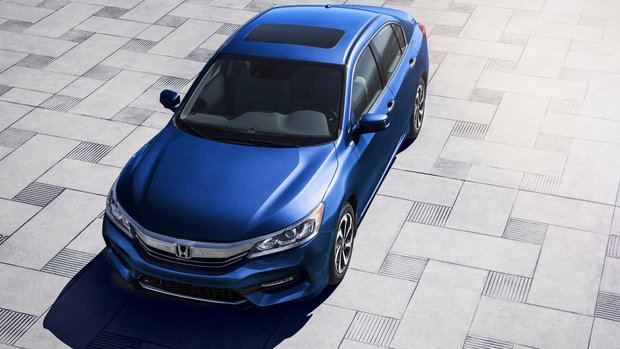 Honda Accord berline 2017 : la berline intermédiaire la plus élégante à Ottawa, Ontario