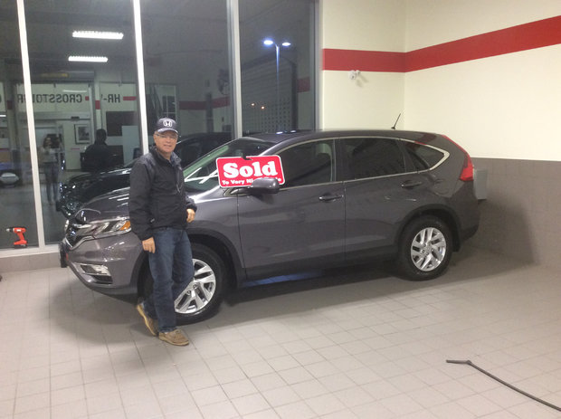 Best Sales Service in Vehicle Purchase