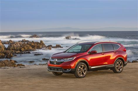 Plus de tout dans le nouveau Honda CR-V 2017