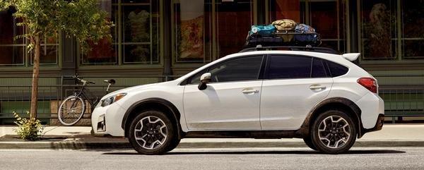 Quatre véhicules neufs Subaru qui se démarquent au niveau de la polyvalence