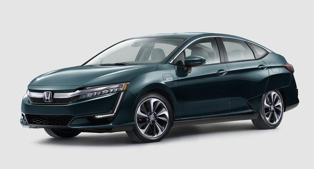 Honda dévoile la nouvelle Clarity hybride à New York