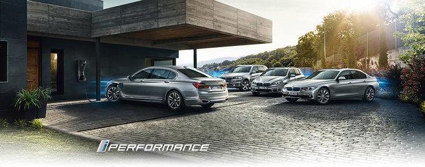 Understanding BMW's iPerformance lineup