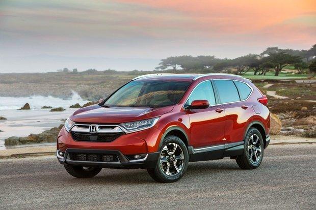 Honda CR-V 2017 vs Ford Escape 2017 vs Nissan Rogue 2017 : un choix complexe