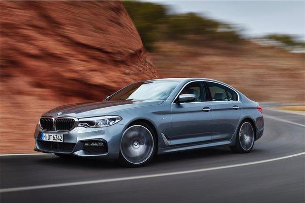 Les critiques de la nouvelle BMW Série 5 2017 sont sorties, et elles sont positives