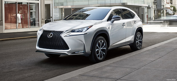 2017 Lexus NX reviews