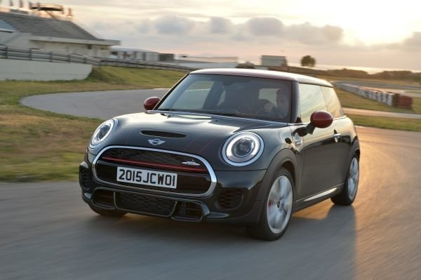 Driving a MINI is always a unique experience