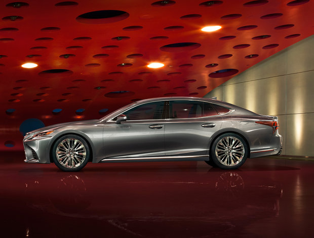 Lexus to Exhibit All-new 'LS' Flagship and to Premiere Concept Car at Tokyo Motor Show 2017