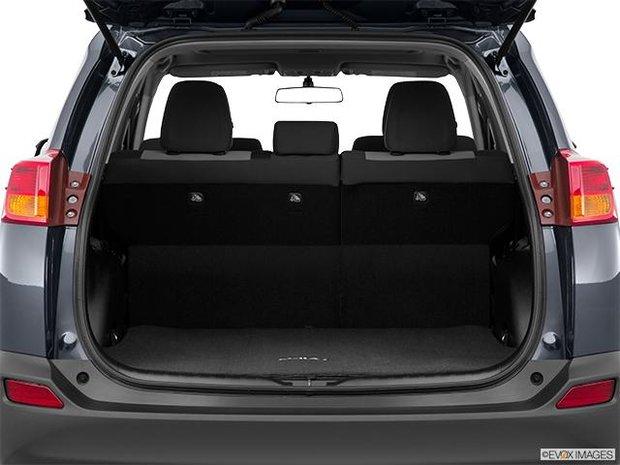 2015 Toyota RAV4 U2013 Spacious, Good Fuel Economy, AWD