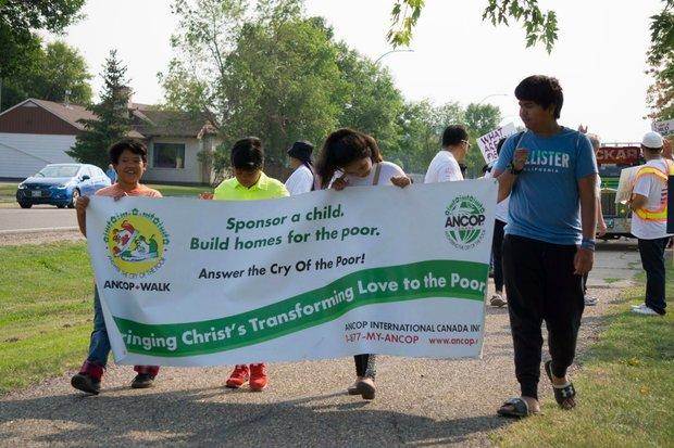 ANCOP Walk: Brandon, Manitoba