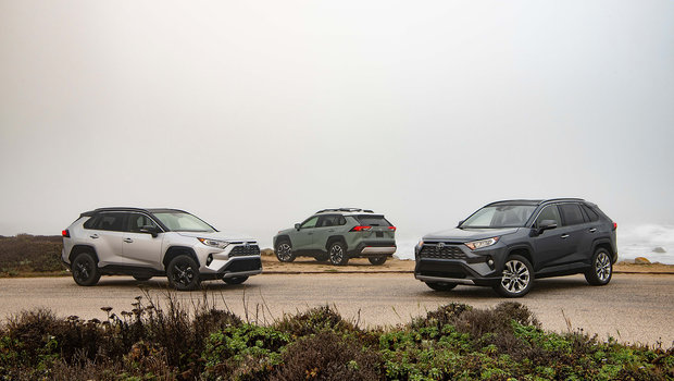 Here's what they have to say about the brand-new 2019 Toyota RAV4