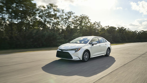 2020 Toyota Corolla Hybrid: Get Ready for Millions More on the Road