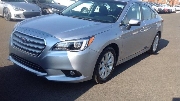 Ma nouvelle Subaru