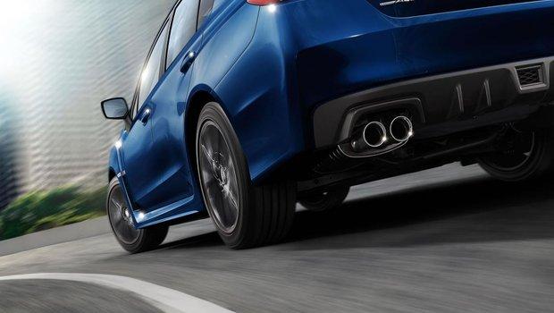 Subaru WRX et WRX STI 2017 : pour les performances
