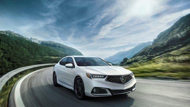 Ce que les médias pensent de la nouvelle Acura TLX 2018
