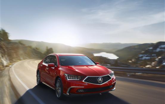Un nouveau design qui séduit pour l'Acura RLX 2018