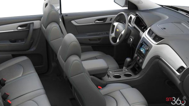 2016 Chevrolet Traverse Ls Starting At 35805 0 Leggat Auto Group