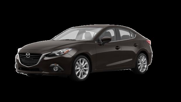 2016  Mazda3 GT