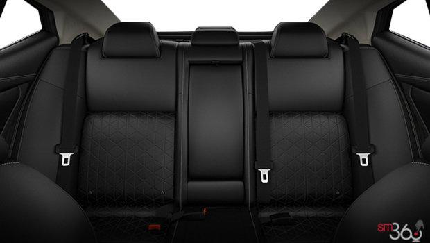 Premium Charcoal Leather