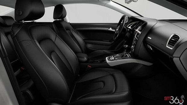 Black Milano Leather