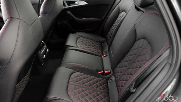 Black Valcona Leather w/Red Stitching