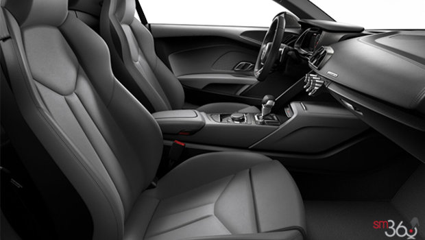 Rotor Grey Fine Nappa Leather