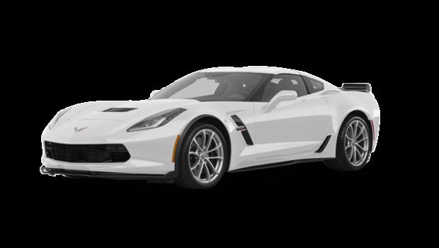 2017 Chevrolet Corvette Coupe Grand Sport 1LT