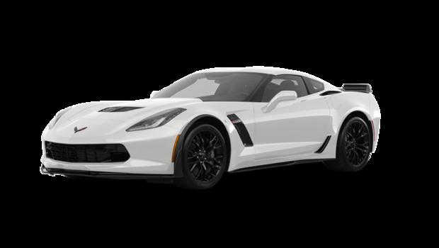 2017 Chevrolet Corvette Coupe Z06 1LZ